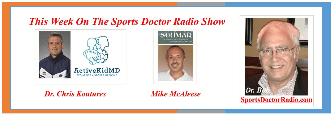 sportsdoctorradio- listing and pictures of guests of on the February 7th Sports Doctor Radio Show.